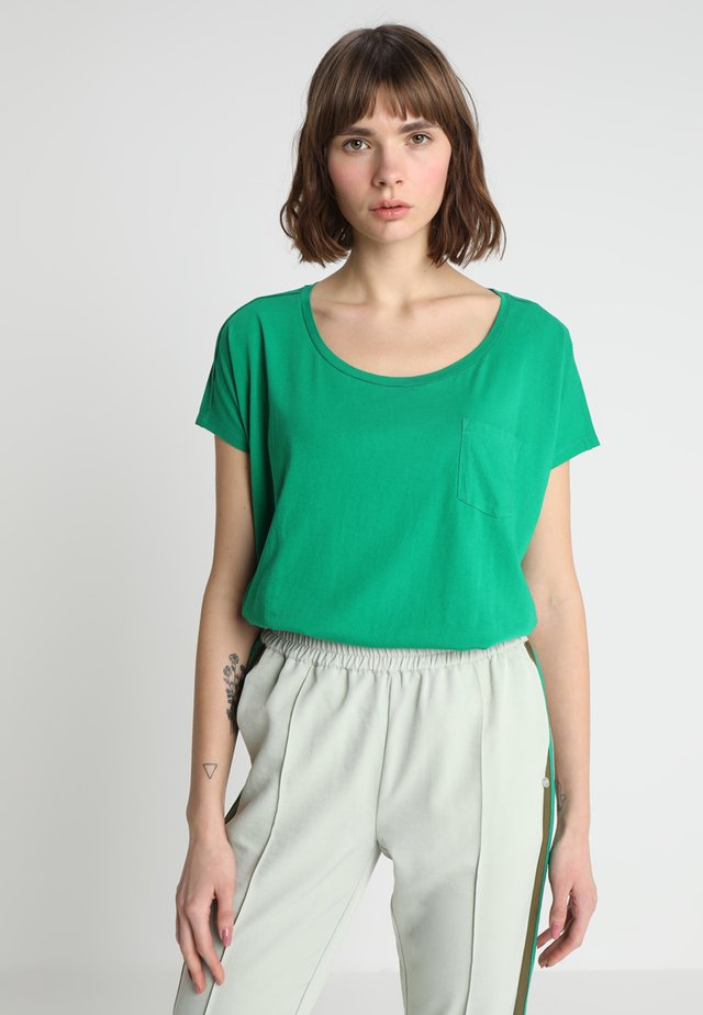 TEE AND SOLIDS - T-Shirt basic - palm green