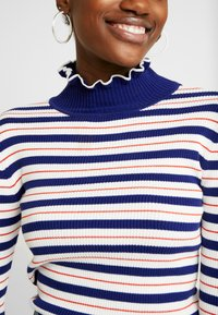Scotch & Soda - TURTLE NECK WITH DETAILS - Jumper - combo - 5