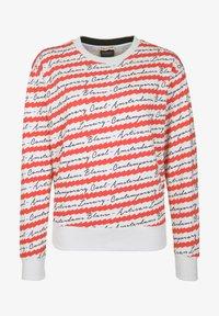 Scotch & Soda - MIT ALLOVER-PRINT - Sweatshirt - Off-white - 4
