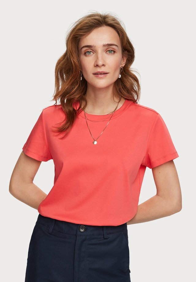 BASIC TEE - T-shirt basic - watermelon