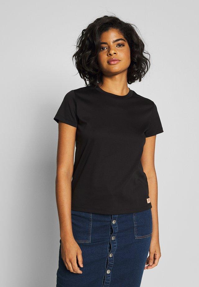 BASIC TEE - T-Shirt basic - black