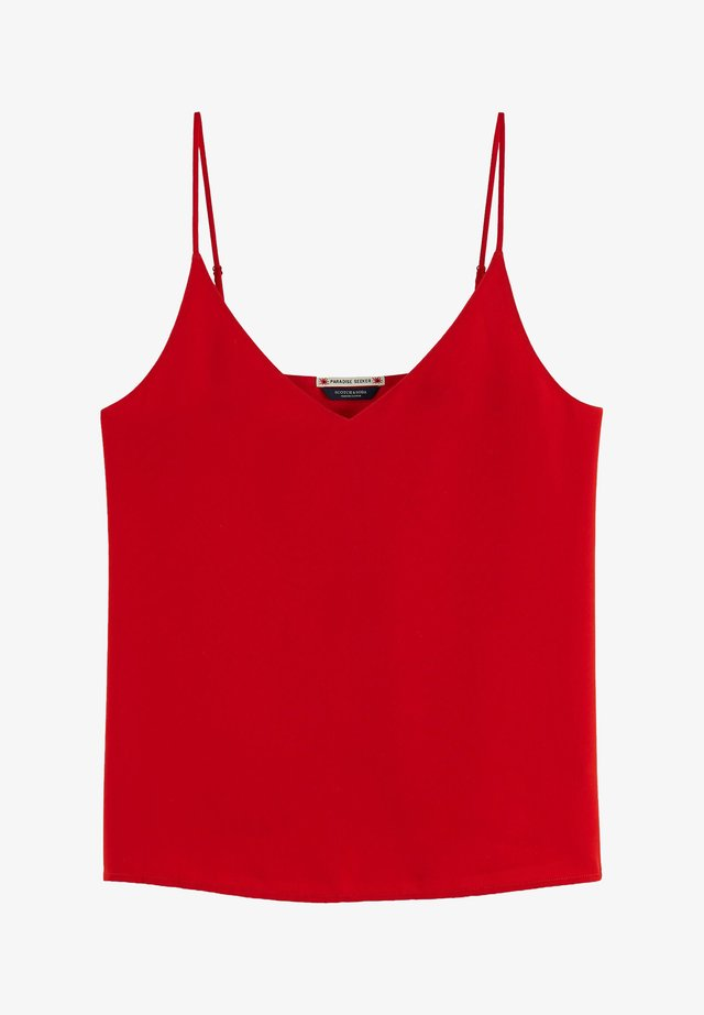 Top - reef red