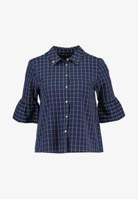 Scotch & Soda - WITH SPECIAL SLEEVE - Overhemdblouse - dark blue - 5