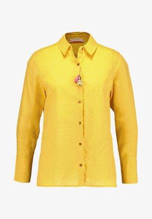 CLASSIC QUALITY - Skjorte - golden sun