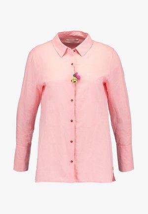 CLASSIC QUALITY - Košile - peach