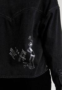 Scotch & Soda - BRUTUS AMS BLAUW COLAB - Skjorte - black - 6