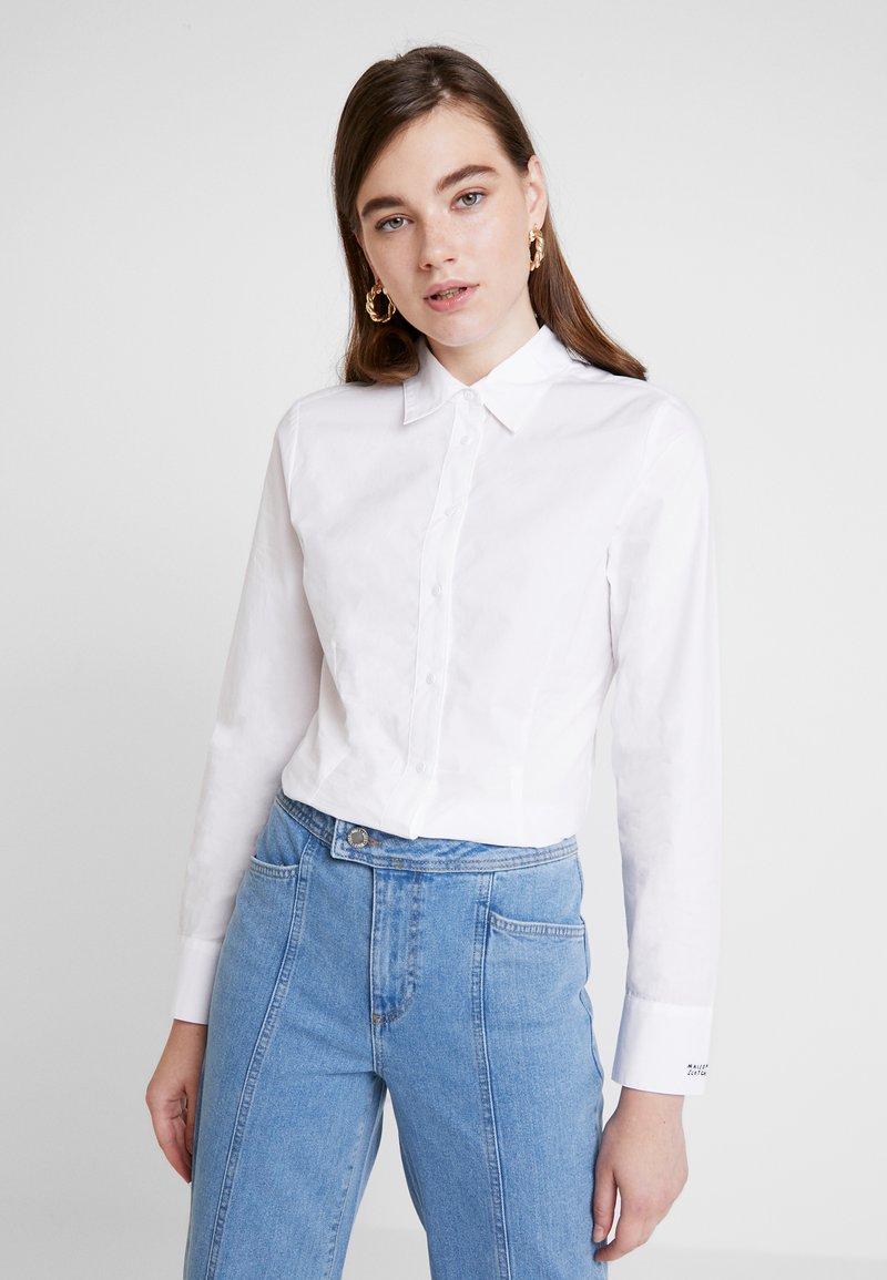 Scotch & Soda - Button-down blouse - off white