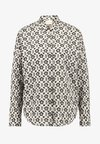 BOXY FIT IN VARIOUS PRINTS - Button-down blouse - combo