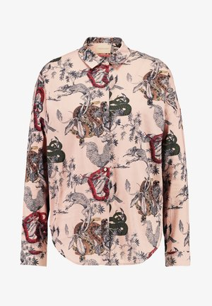 BOXY FIT IN VARIOUS PRINTS - Camicia - combo