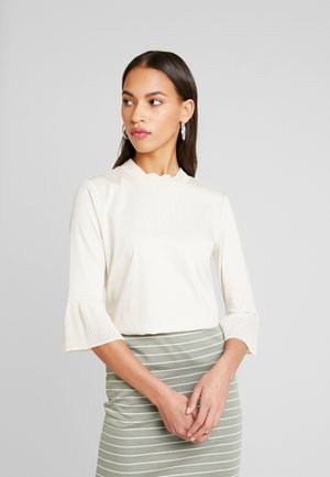ANDY & PABLO LONG SLEEVE WITH SPECIAL COLLAR - Blouse - ecru