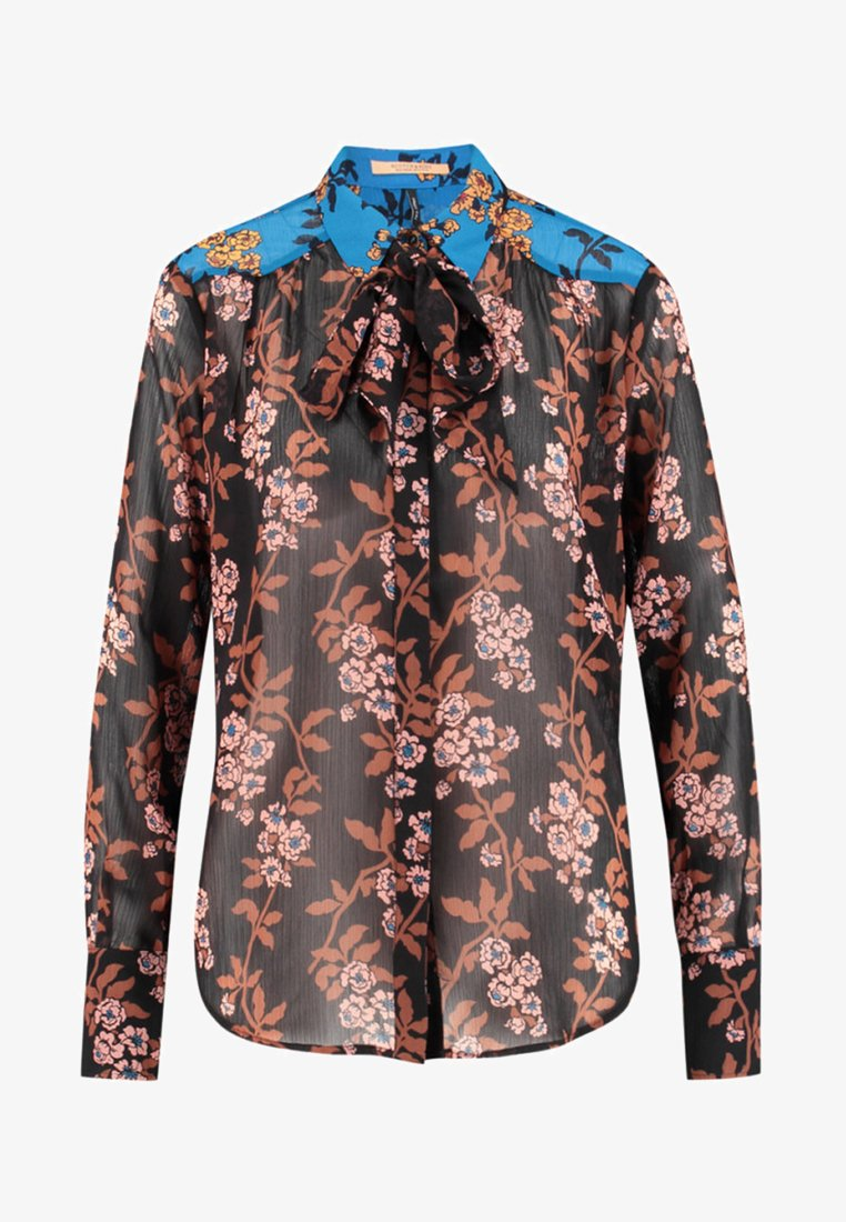 Scotch & Soda - Overhemdblouse - aqua