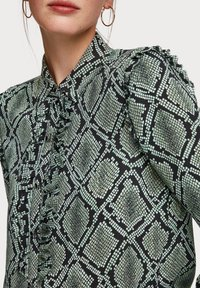 Scotch & Soda - Overhemdblouse - green - 3
