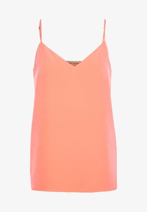 TANK WITH FRONT PANEL - Top - watermelon