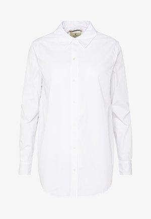 CLASSIC BUTTON UP REGULAR FIT - Košile - white