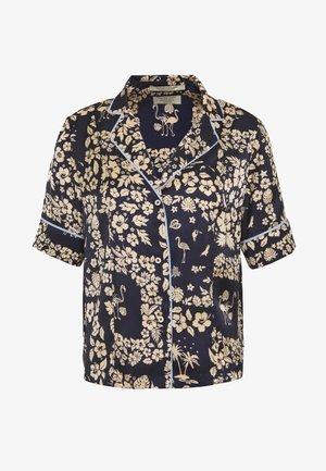 PRINTED HAWAIIAN SHORT SLEEVE - Camicia - combo