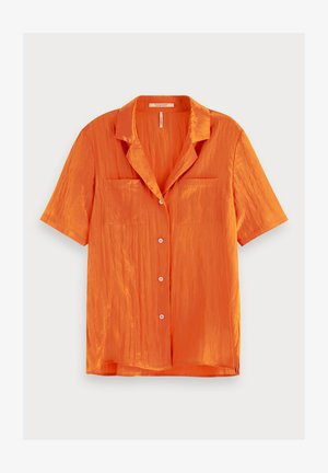 HAWAII - Button-down blouse - ginger