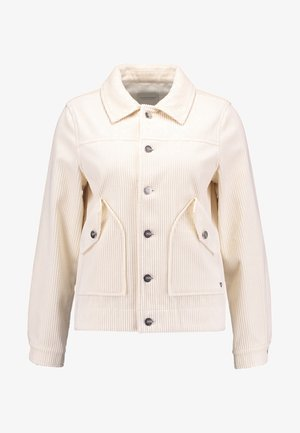 WORKWEAR INSPIRED JACKET - Lehká bunda - antique white