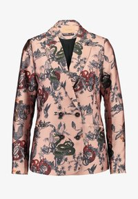 Scotch & Soda - PRINTED DOUBLE BREASTED - Blazer - pink - 5