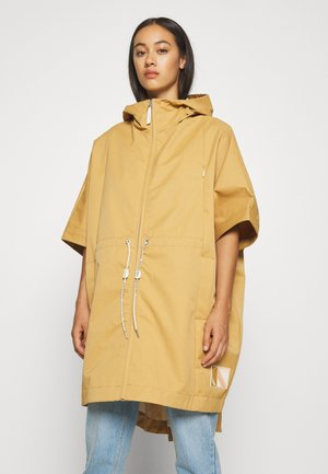 CLUB OVERSIZED PONCHO - Cape - camel
