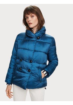 Winter jacket - blue lagoon