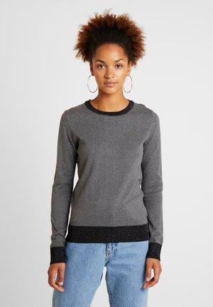 BASIC - Sweter - antra mela