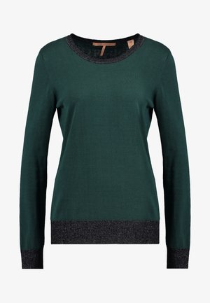 BASIC - Trui - forest green