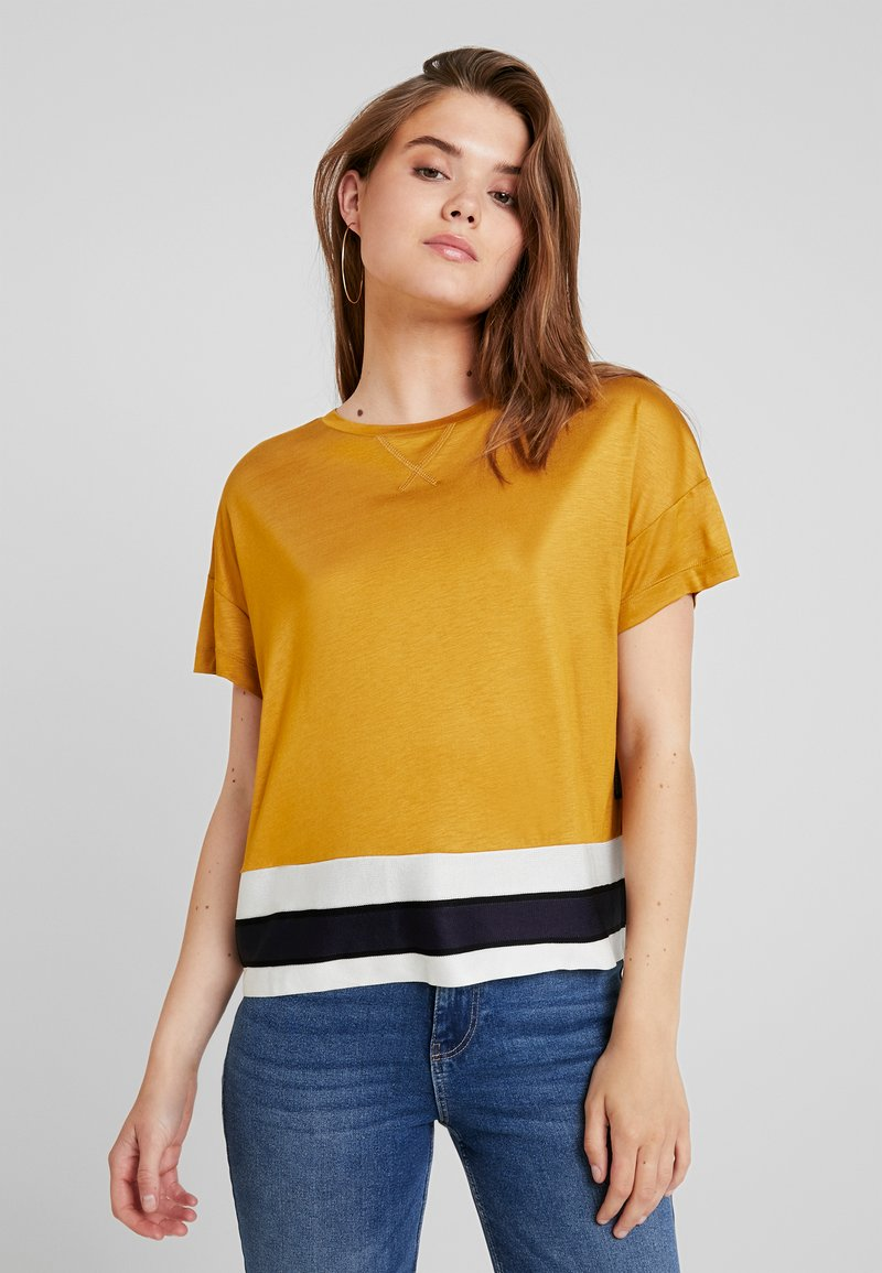 Scotch & Soda - T-Shirt print - wild honey