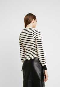 Scotch & Soda - SPECIAL STRIPED WITH SHAPED SLEEVES - Trui - combo - 2