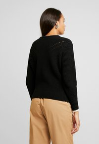 Scotch & Soda - CHUNKY - Jumper - black - 2