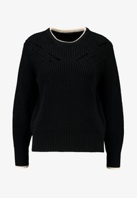 Scotch & Soda - CHUNKY - Jumper - black - 3