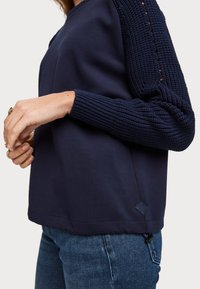 Scotch & Soda - Sweatshirt - navy - 4