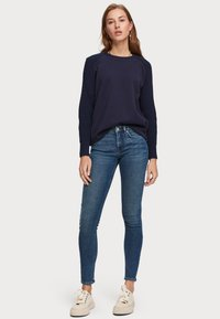 Scotch & Soda - Sweatshirt - navy - 1