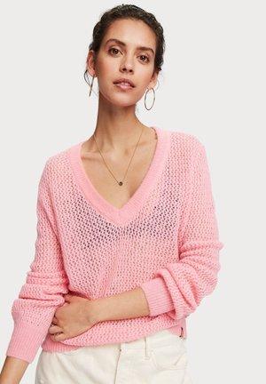 Trui - sorbet pink