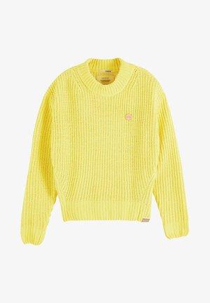 Trui - flash yellow