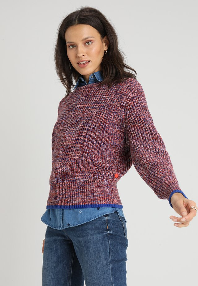 CHUNKY IN RICH QUALITY - Maglione - combo