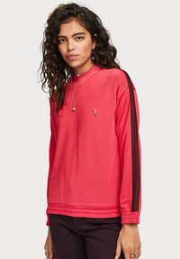 Scotch & Soda - Sweatshirt - pink explosion - 3