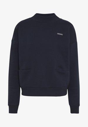HIGH NECK  - Sweatshirt - night