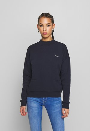 HIGH NECK  - Sweatshirt - night