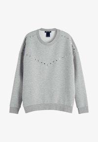 Scotch & Soda - Sweatshirt - grey melange - 4