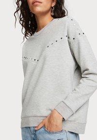 Scotch & Soda - Sweatshirt - grey melange - 3