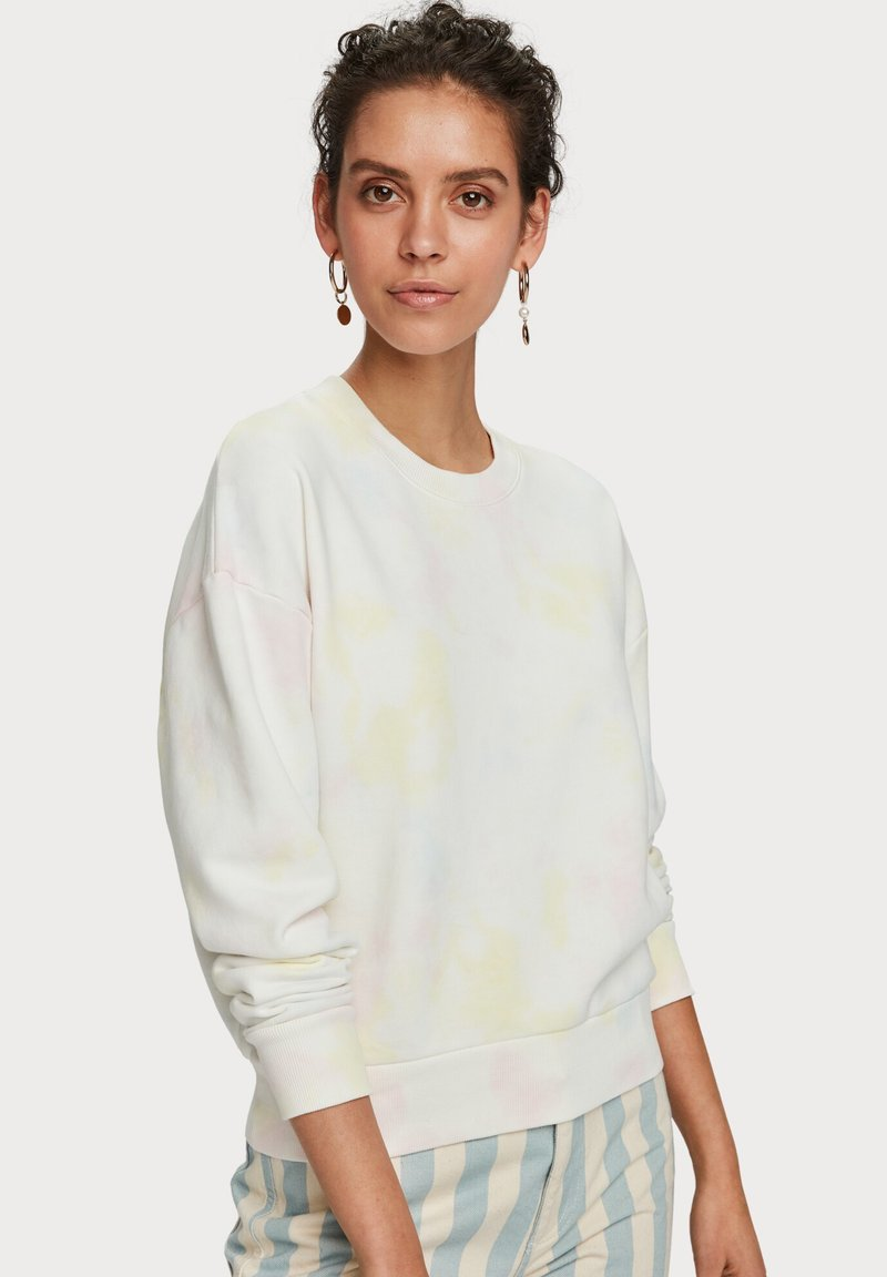 Scotch & Soda - Sweatshirt - white