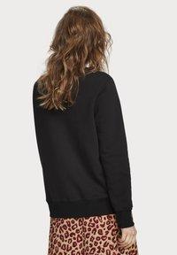 Scotch & Soda - ARTWORK  - Sweatshirt - black - 2