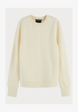 Basic long sleeve - Sweatshirt - ecru