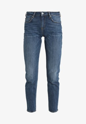 THE KEEPER - Džíny Slim Fit - mid wash