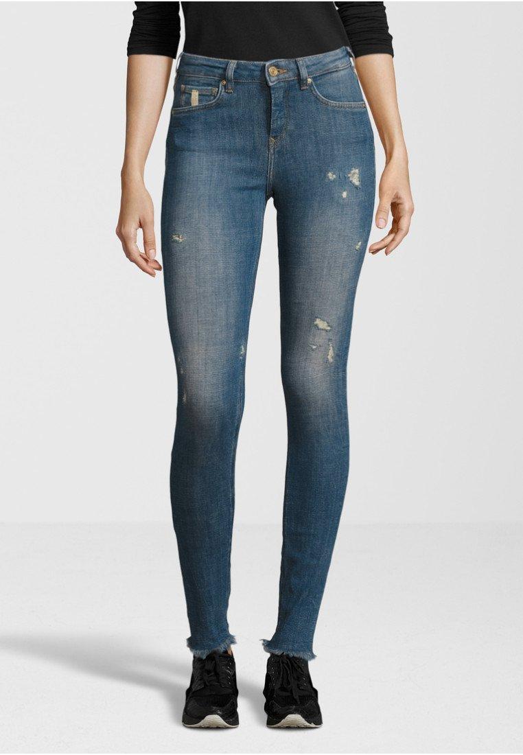 Scotchamp; Jeans Skinny Soda Light Blue W29DHEeIY