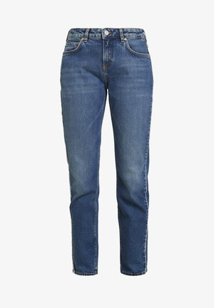 THE KEEPER - Straight leg jeans - true blue