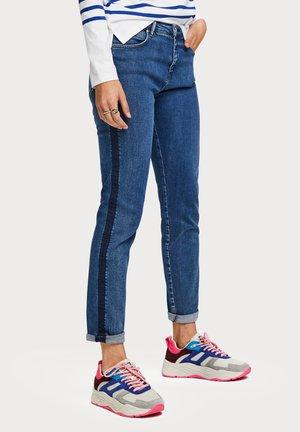 PETIT AMI - Slim fit jeans - blue