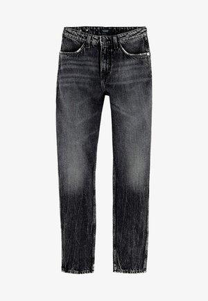 BOYFRIEND - Slim fit jeans - black