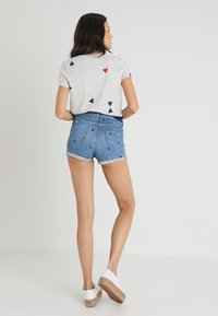 Scotch & Soda - FITTED - Denim shorts - positive blauw - 2