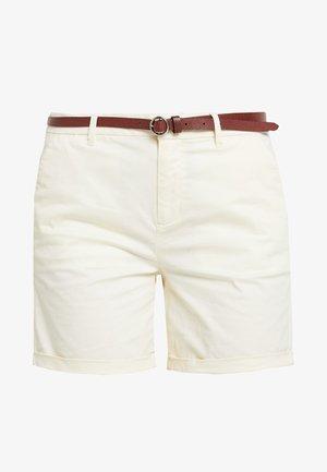 Shorts - antique white